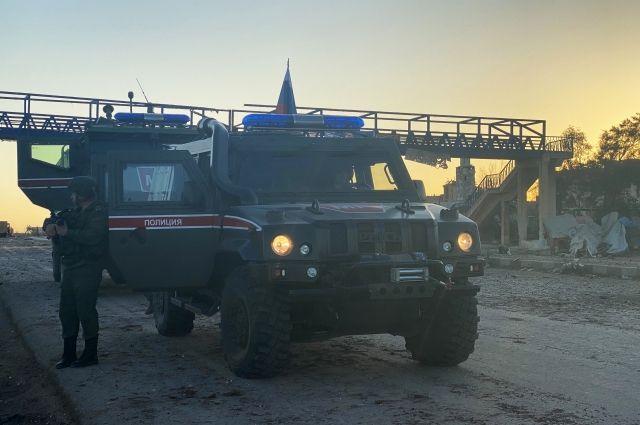 РФ и Турция приступили к первому патрулированию трассы М-4 в Идлибе
