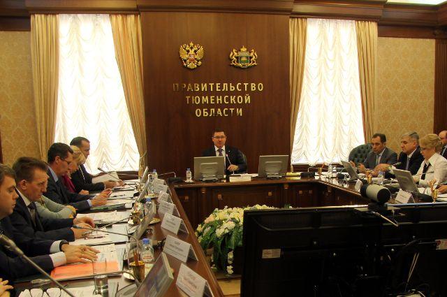 Тюменскую область представили на Совете Федерации