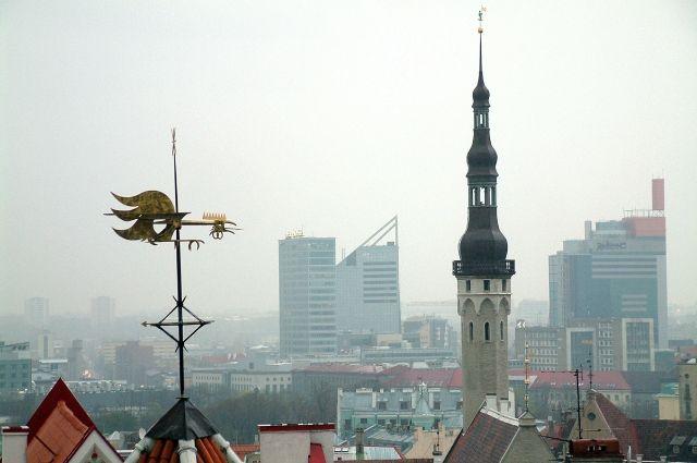 Эстония закрывает границы для иностранцев с 17 марта