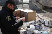 В Херсоне предотвратили вывоз в другую страну респираторных масок