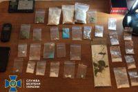 В Киеве правоохранители разоблачили международную наркогруппировку