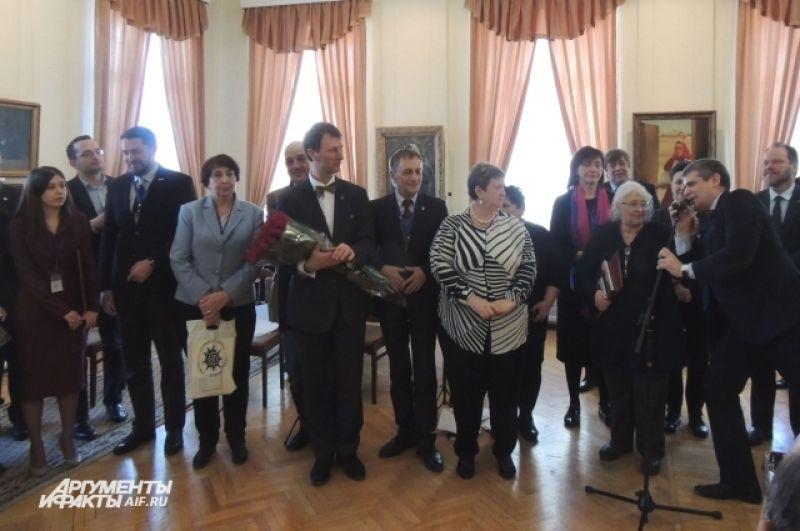 В Оренбург приехали руководители ведущих музеев России.