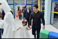 В Новом Уренгое открылся уникальный детский сад равных возможностей
