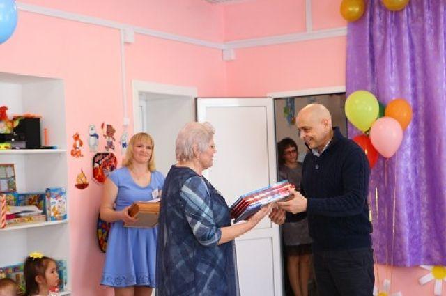 Детский сад в ближайшее время примет ребят Первомайского.