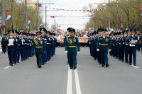 В городе к 9 мая установят более 500 флагов.