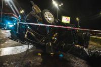 В Киеве произошло ДТП: один человек погиб