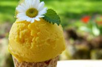 Оренбургское УФАС оштрафовало юрфирму за рекламу мороженого.