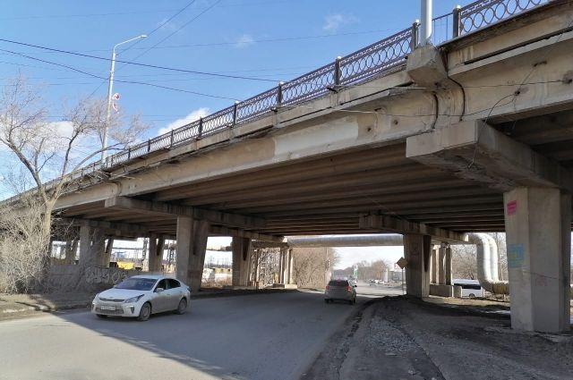 В Оренбурге открылся мост по улице Шоссейной
