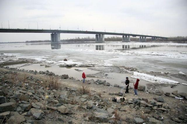Реки могут вскрыться уже на второй неделе апреля.