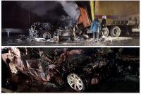 В ДТП на тюменской трассе погибли два человека