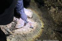 В Одессе неизвестный заложил под грузовик бомбу