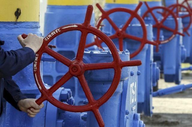 Украина осуществила первый транзит газа между странами ЕС