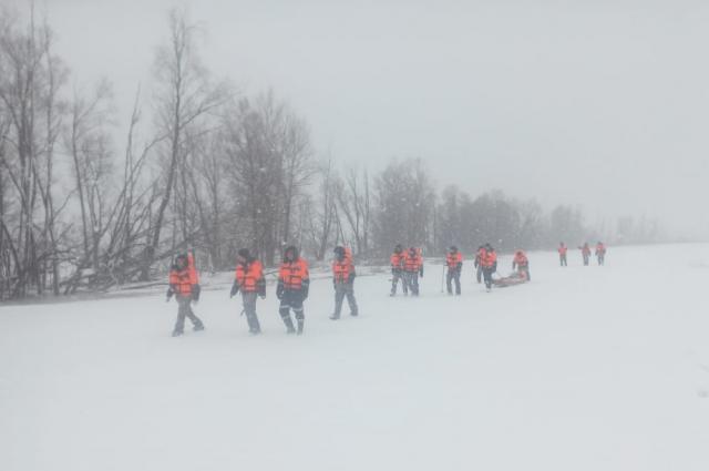 16 марта спасатели обнаружили тело рыбака. Обстоятельства происшествия уточняются.