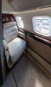 Наличие и уровень оснащенности зон отдыха варьируется не только на разных типах самолетов, но и на самолетах одной модели у разных авиакомпаний. На фото: место для отдыха экипажа на дальнемагистральном бизнес-джете Bombardier Global 7500.