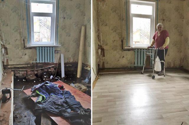 В администрации Выборгского района заверили: ремонт сделали в кратчайшие сроки.