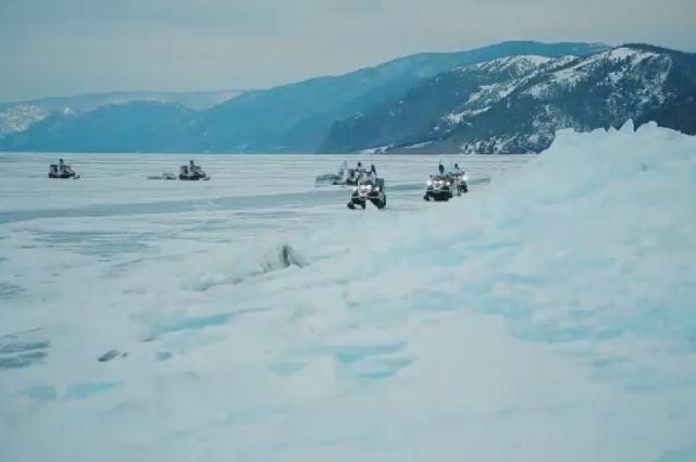 За пять дней спецназовцы проедут по периметру Байкала.