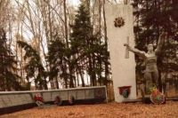 Мемориал в Барановке