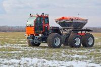 На прошлой неделе в минсельхоза сообщили, что в нескольких районах Рязанской области аграрии уже приступили к выборочной подкормке озимых культур и многолетних трав.