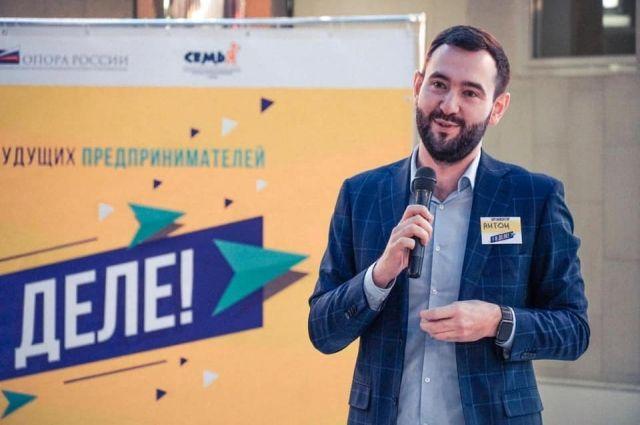 Агентство развития научно-образовательных проектов возглавил Антон Машуков
