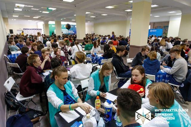 В Тюмени прошел интеллектуальный фестиваль «Покорение Сибири»