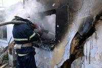 В результате пожара в Николаеве погиб мужчина