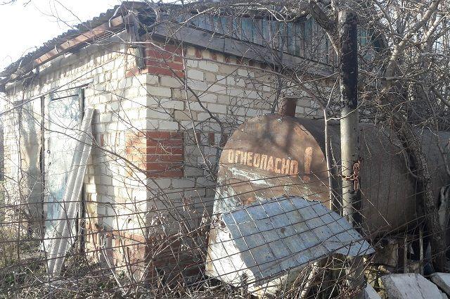 Заброшенные дачи - потенциальный источник больших проблем
