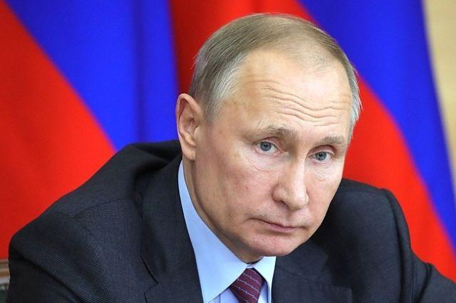 Путин призвал работать на опережение в ситуации с коронавирусом