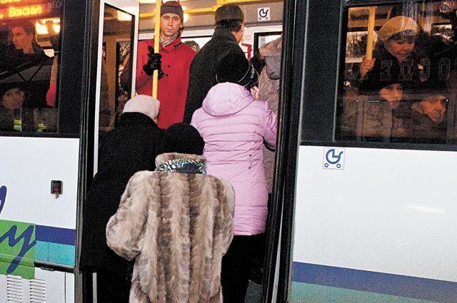 В Киеве после закрытия метро не увеличат количество автобусов: причина. Фото иллюстративное.