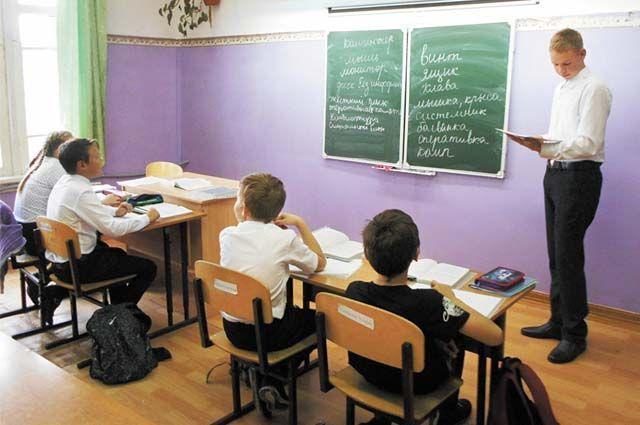 В этом году школа в деревне Скородум будет отмечать 115-летний юбилей.