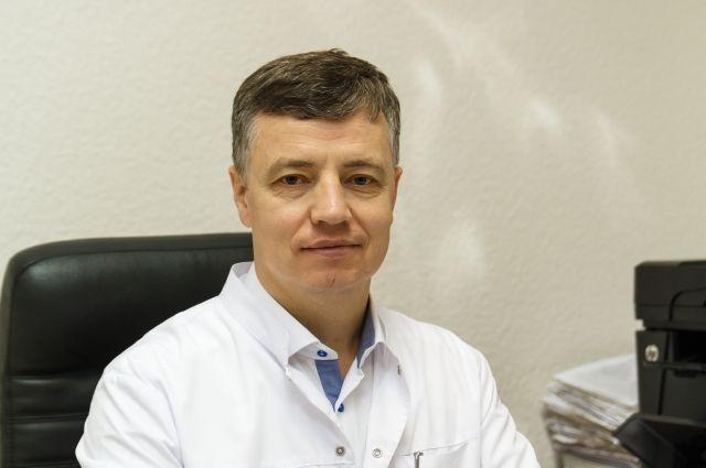 Виктор Луценко возглавил областной онкодиспансер в октябре 2018 года.