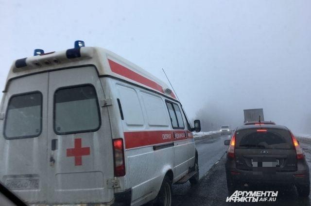 Пациентов везут в Березники – за 65 км от дома.