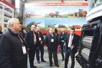 Белгородская делегация ознакомилась с новинками техники.