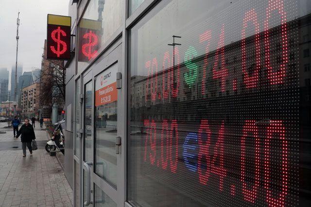 Март 2020г. Очередей вобменниках нет— люди перестали бояться внезапного падения рубля?