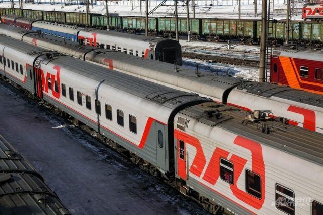 В Оренбуржье из-за коронавируса отменили рейсы у 4 поездов