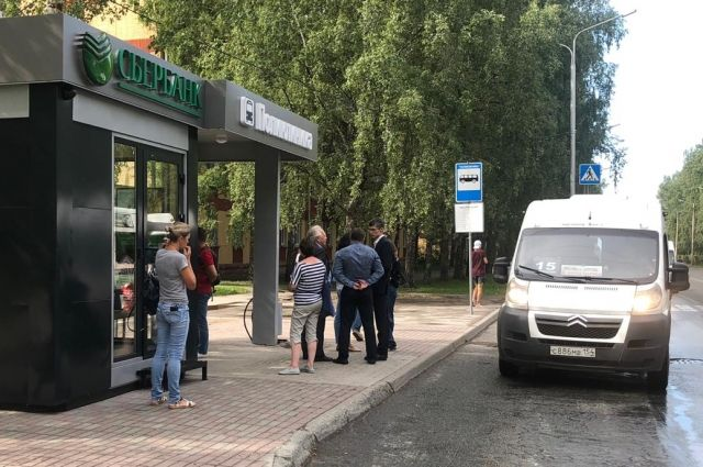 В Новосибирске установлены 9 «умных остановок».
