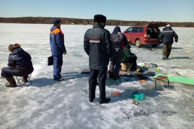На водохранилищах Приангарья стремительно тает лёд