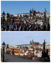 Карлов мост в Праге, Чехия.