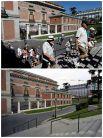 Возле музея Прадо в Мадриде, Испания.