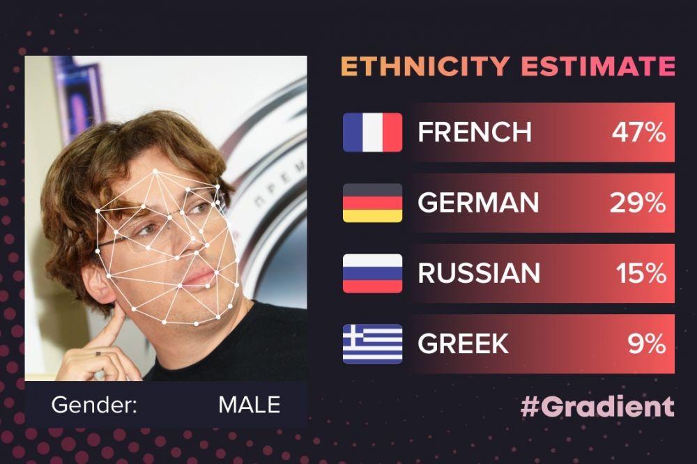 Максим Галкин — на 47% француз.