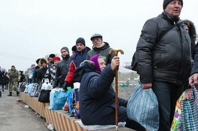 Юристы рассказали о проблемах переселенцев при пересечении КПВВ