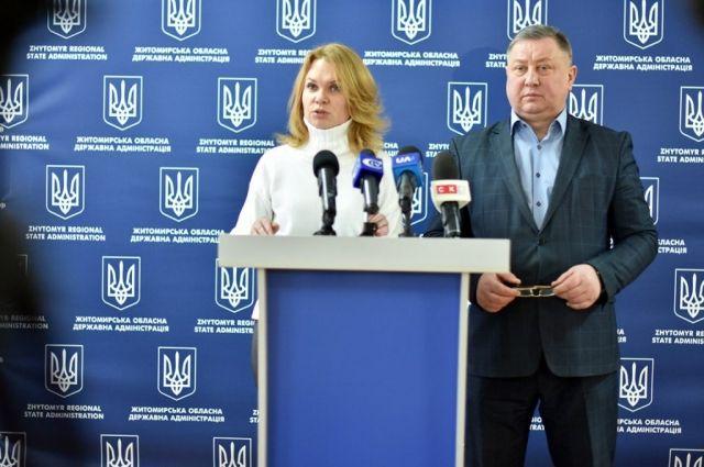 45 млн гривен: Житомирская область выделила средства на борьбу с пандемией