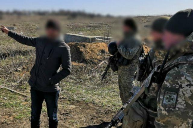В Донецкой области мужчина пытался попасть в «ДНР» в обход КПВВ