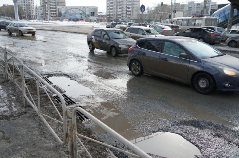 Водителям нужно быть внимательнее на дорогах.