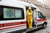 В Украине увеличилось количество инфицированных коронавирусом