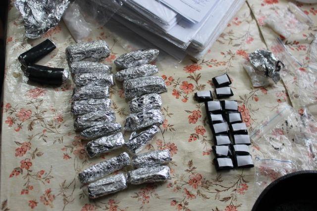 В Оренбуржье полицейские изъяли у студентов 22 килограмма наркотиков