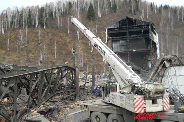 В аварии на междуреченской шахте «Распадской» 8 мая 2010 года погиб 91 человек.