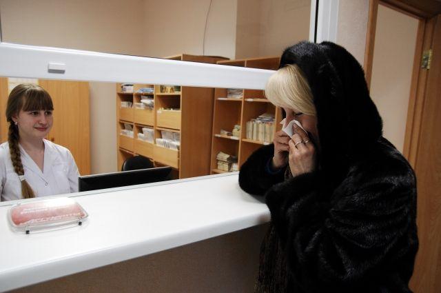 Коронавируса нет: оренбуржцы продолжают болеть гриппом.