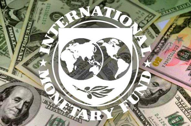 Украина попросила у МВФ экстренной финансовой помощи