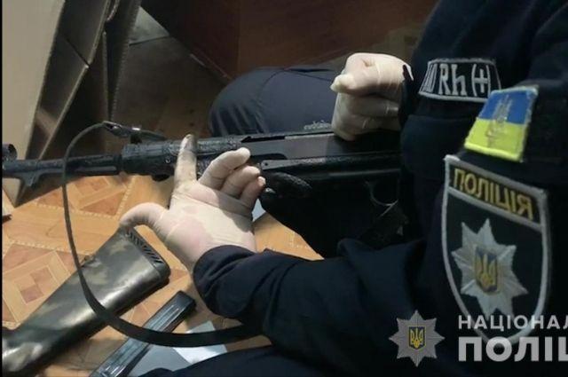 В Одесской области изъяли оружейный арсенал времен Второй мировой войны