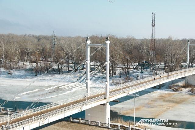 В Оренбурге вскрытие рек ожидается на несколько дней раньше, чем в прошлом году.